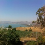 Photo of Sea of Galilee View from Capernaum