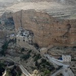 St. George Monastery in Wadi Qelt Photo